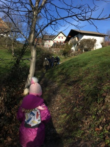 Gnadenbild Bildstein, Rundwanderweg, Wandern mit Kindern in Vorarlberg, Familienwandern Vorarlberg, The sunny side of kids, Bildstein, Maria, Pilgerweg