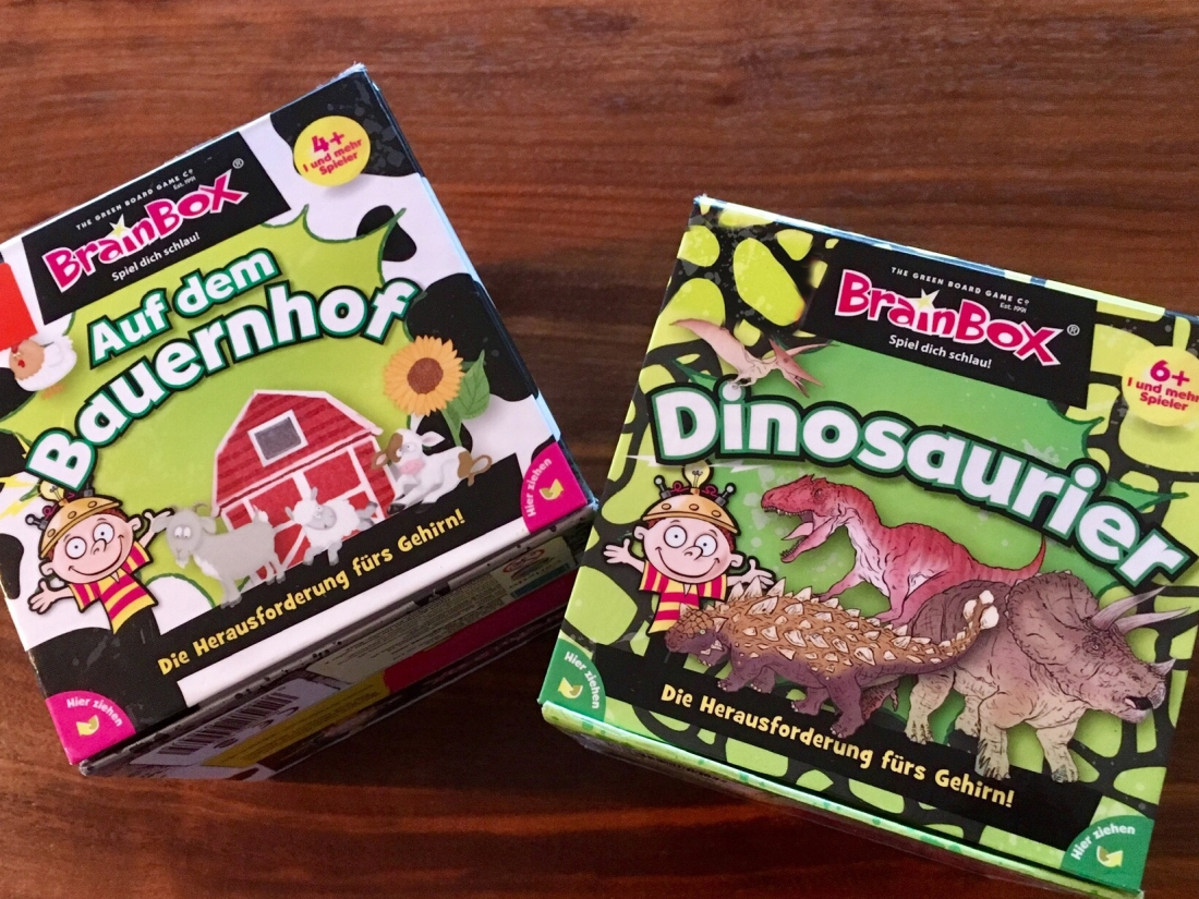 Brain Box, Spiel, The sunny side of kids