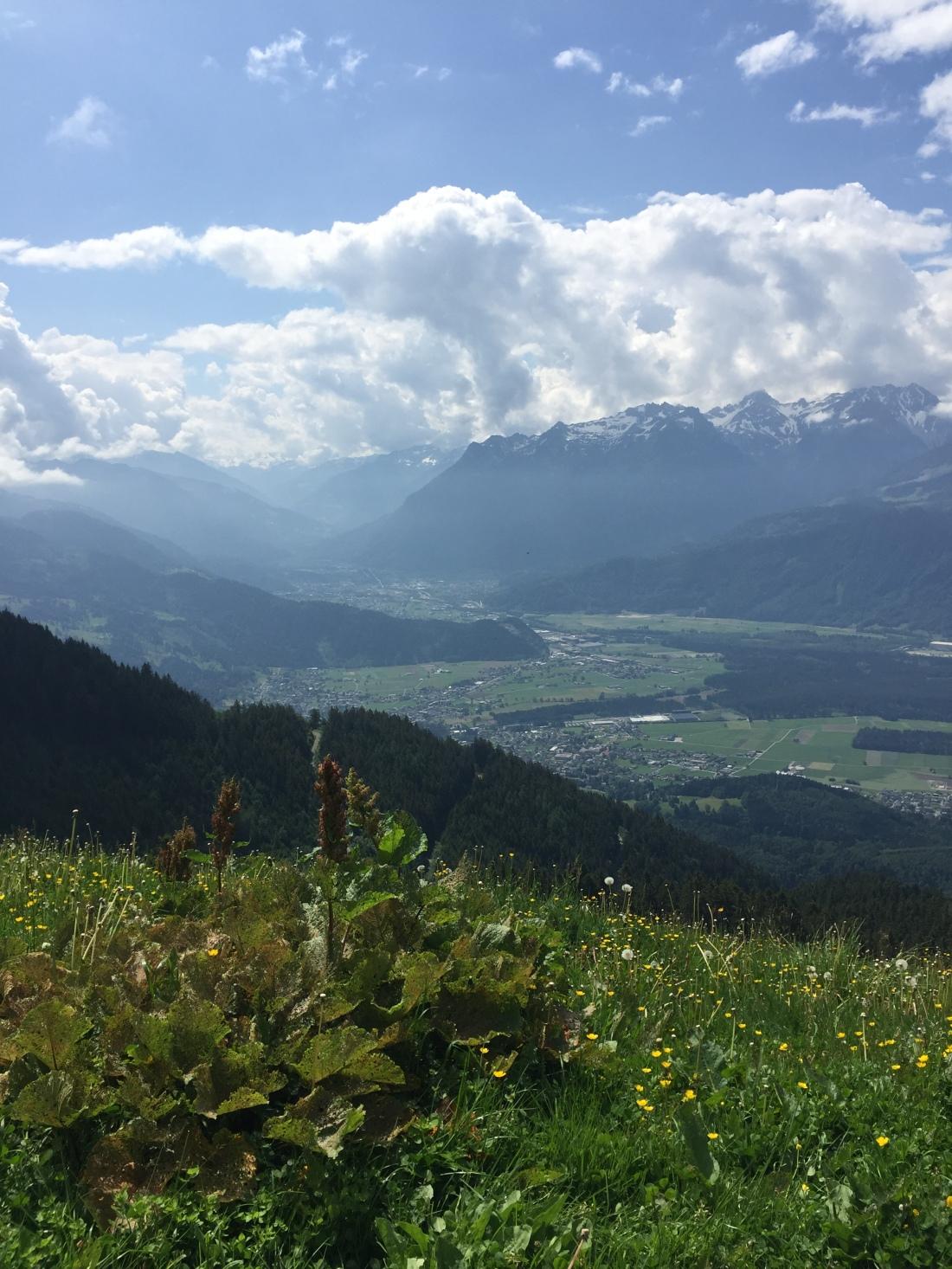 Schnifisberg, Wandern mit Kindern, V-Card