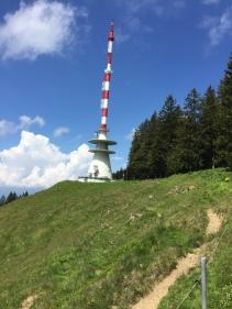 Schnifisberg, Sender,, wandern mit kindern