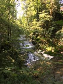 so schön kann die Natur sein, leben wo andere urlaub machen