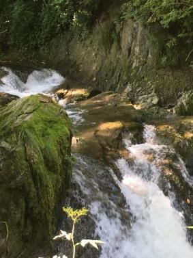Wasserfall, Andelsbuch, Bregenzerwald, brühlbach